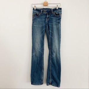 Miss Me JP4906-4 Bootcut Denim Jeans Size 28